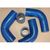 Патрубки радиатора Волга 3110 дв.406 из 5 Армированный силикон Техно-Патрнер/AVTOSTYLE