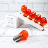 Лампа 12-21-3 одноконтактная (желтая) по10 шт