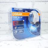Лампа Osram 12В H4 60/55Вт Cool Blue Intense 4200к (Eurobox,2шт)