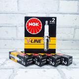 Свеча NGK V-Line N02 (2268)  BАЗ 2108 Япония (4шт)