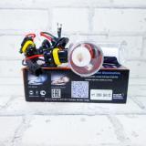 Лампа газоразрядная Н11 3000К (2шт.) HID