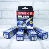Свеча Brisk Silver LR17YS (ГАЗ дв.406 инж.) Чехия