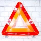 Знак аварийной остановки средний ( на метал.ножках )  в пласт.упак. RFT-06/1/50 (М)