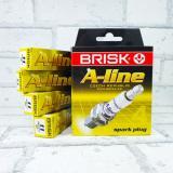Свеча Brisk A-Line №11 DR15YCY-1 ВАЗ 2110 16 клап. Чехия (4шт.)