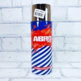 ABRO MASTERS Краска универсальная хром аэрозоль 226гр SP-1009 (12)