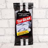 Салфетка влажная для стекол, зеркал и фар Top Gear (16) №30