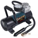 "Компрессор \""City Up\"" SLIM с фонарем, для колес R13-R18, 180W, 10атм, 35л/мин, АС-565 (6)"