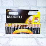 Батарейки DURACELL АA  (пальчиковые)/мин.12шт/144шт.