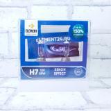 Лампа ELEMENT 12В Н7 55Вт +150% DUOBOX (94710N)