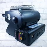 Плита газовая + печка (в кейсе)