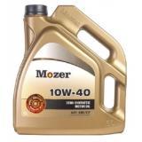 Масло MOZER 10w40 SM/CF п/синтетика  4л