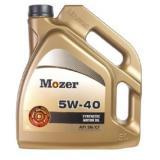 Масло MOZER 5w40 SN/CF синтетика  4л