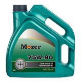 Масло MOZER 75w90 GL-4  п/синтетика  4л